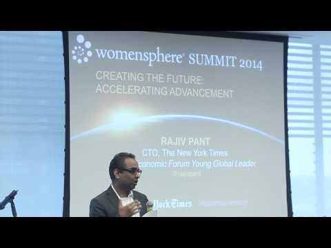 Rajiv Pant, CTO, The New York Times