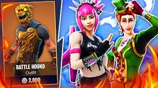 *NEW* SECRET LEGENDARY SKINS IN FORTNITE! (Fortnite Battle Royale NEW Skins)