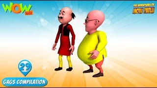 Motu Patlu - Funny Gags #29 - 1 hour episodes!