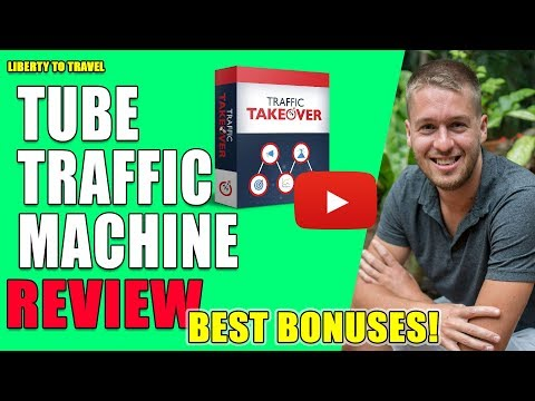 TubeTraffic Machine Review - http://bit.ly/2MJ2nrE