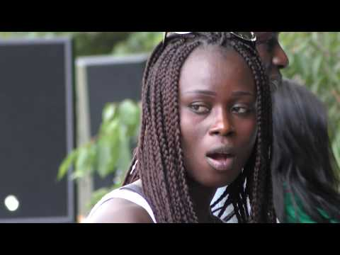Sierra Leone Central Union France Annual Outing BBQ July 2016 (4K ULTRA HD)