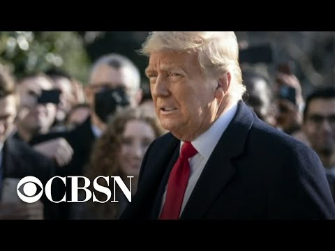 CBSN documentary special takes a look back at the 2020 election