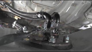 T2CG Honda Civic EF Part 85  : Fuel Tank Back in Car