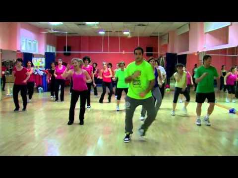 "Salsa ""Vivir mi Vida (Marc Anthony)  (CoreoFitness MundoGuyi)"