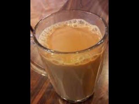 Brewing Dareeling Oolong Milk Tea Indian Roadside style.
