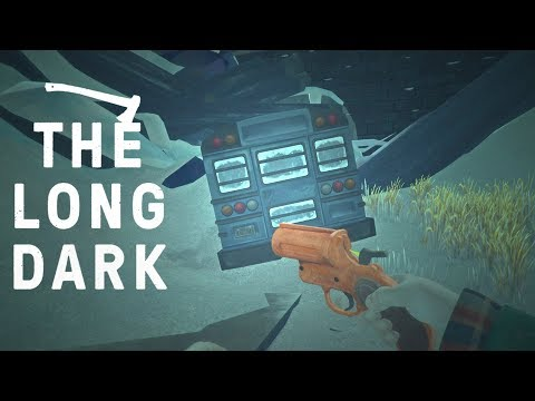The Long Dark - CRASHED PRISON BUS - The Long Dark Gameplay - Episode 9