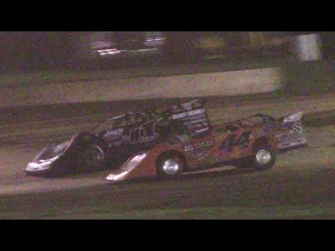 ULMS Super Late Model Heat Four   Eriez Speedway   9-22-17