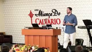 Frieza Espiritual e Avivamento   Paulo Junior pregação evangelica