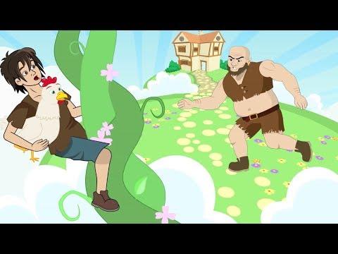 Jack et Le Haricot Magique | Nouvelle Version | dessin animé en français avec les P'tits z'Amis