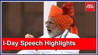 'Freedom 71' : Rating PM Modi's Independence Day Speech | India Today Special Show
