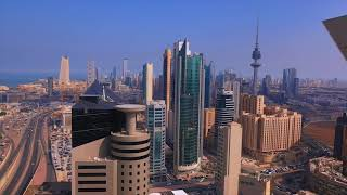Kuwait City 2019 -2020 NEW