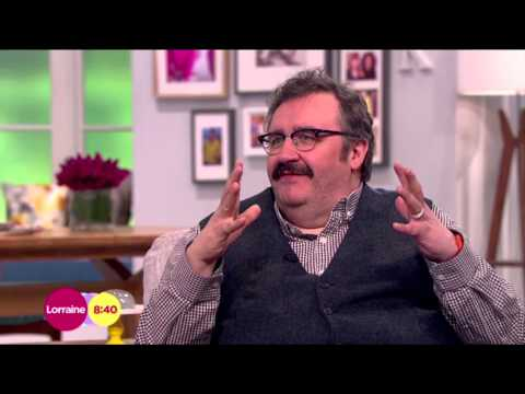 Mark Benton On Working With Hugh Jackman  Lorraine