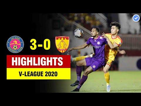 Sai Gon FC Thanh Hoa Goals And Highlights