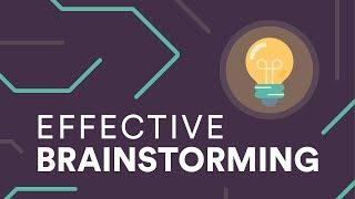 4 Ways to Impŗove your Brainstorming