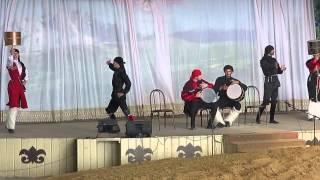 Черкесский аул 2015 Кучугуры