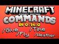 COMMANDS in MCPE!!! - Simple Commands Menu MOD - Minecraft PE (Pocket Edition)