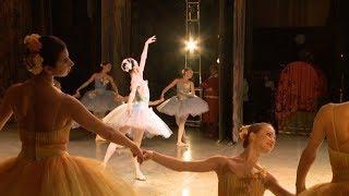 Ballet, de la sueur et des larmes