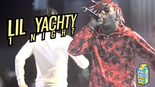 Download Video Lil Yachty - 1 Night (Live Performance) MP3 3GP MP4