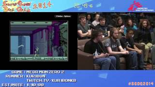 Summer Games Done Quick 2014 - Part 153 - Mega Man Zero 2