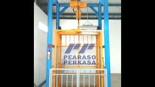Jual Lift Barang - Supply Kargo Lift - Fabrikasi Lift Barang - Konstruksi lift barang
