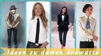 Die modische 40 Ideen zu damen krawatte 🍓
