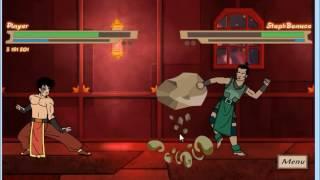 Avatar Arena (mini juegos ) parte 2