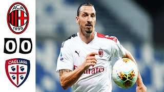 Милан Кальяри 0 0 Обзор Матча Чемпионата Италии 16 05 2021 HD
