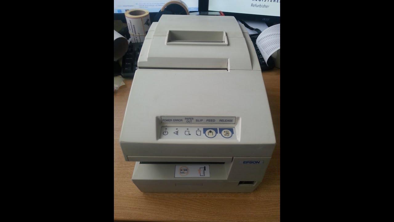 M147A Thermal Printer