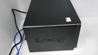 NAS구축 서버 시놀로지 DS3018XS 6베이 Ent…
