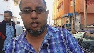 شهادات مهاجرين مغاربة يبيعون الخردة بالمغرب بسبب الازمة