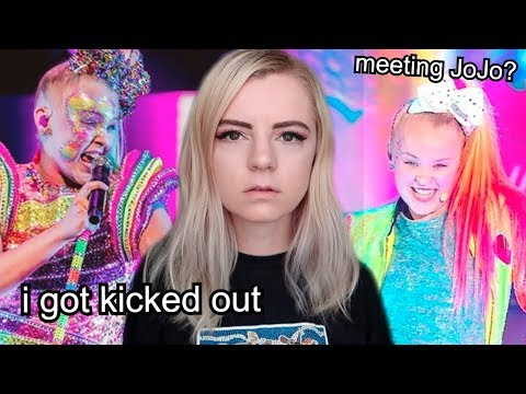 I went to a JoJo Siwa concert (and this is what happened)