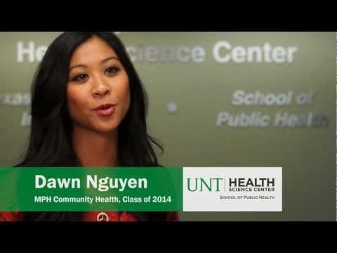 UNTHSC School of Public Health - Community Health