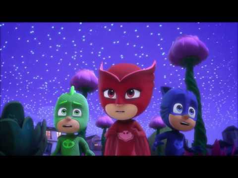 ♪ PJ Masks full episodes ♪ Owlette and the Moonflower PJMasks English Version Full HD