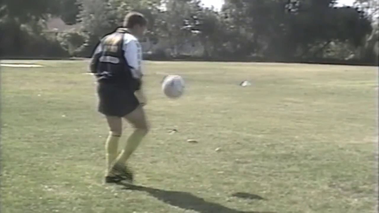 Clint Greenwood Soccer Academy Training Camp 1996  [ Foothills Middle School]
