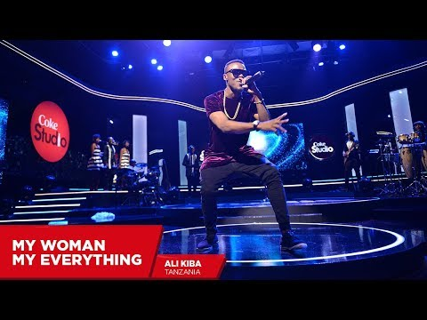Alikiba: My Woman My Everything (Cover) - Coke Studio Africa