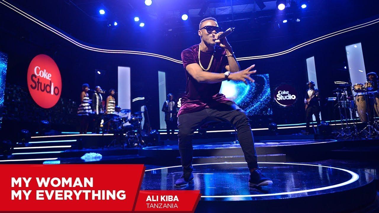 Alikiba: my woman my everything (cover) coke studio africa youtube.