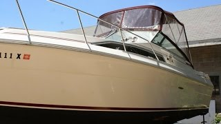 Used 1985 Sea Ray 280 Cabin Cruiser For Sale In Smithfield, Rhode Island