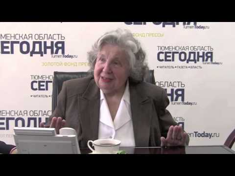 Майя Смирнова. О воспоминаниях дней войны и карты СССР на стене бывшего кинотеатра