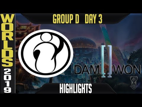 IG vs DWG Highlights Game 1 | Worlds 2019 Group D Day 3 | Invictus Gaming vs Damwon Gaming