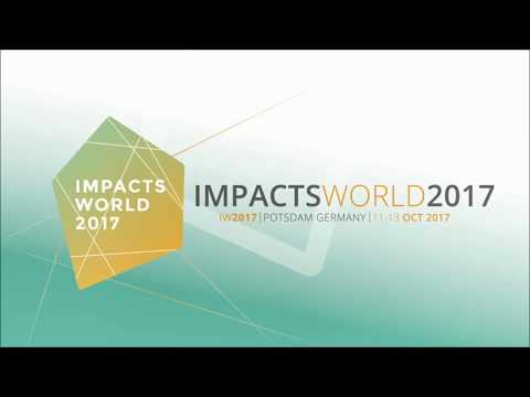 IW2017 conference - V: Climate change and human migration
