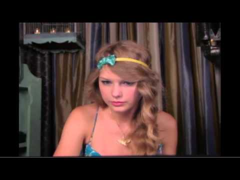 Taylor Swift Ustream Live Chat 07/20/10
