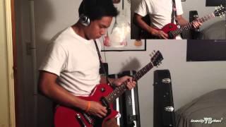 Metric - Black Sheep guitar cover
