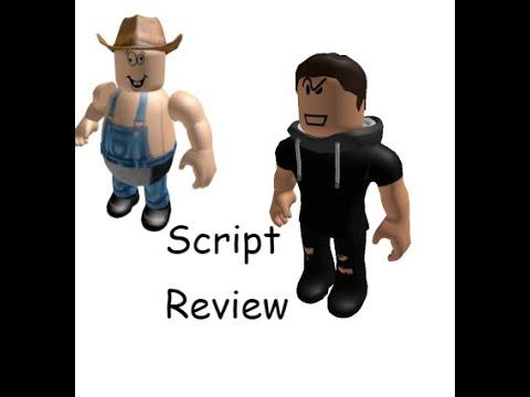 Reviewing scripts | scripts in desc.