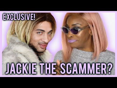 """WHAT YOU DON'T KNOW ABOUT THE JACKIE AINA GIVEAWAY """"SCAM"""""""