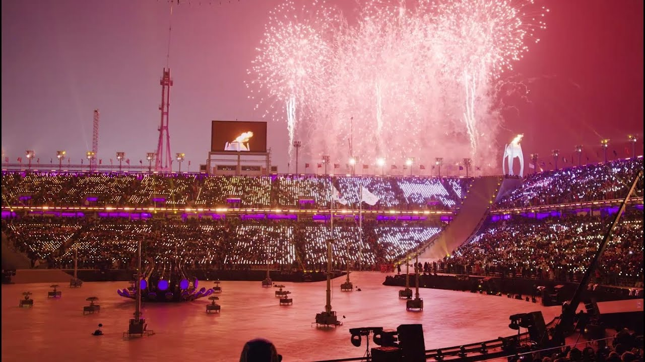 Flash Report: Panasonic at Olympic Winter Games PyeongChang 2018