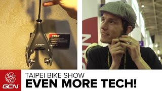 EVEN MORE Tech From The 2016 Taipei Bike Show