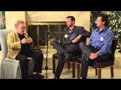 Sam Winkler & Kevin Bacon (Liquipel) at Startup Grind Las Vegas