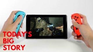 Todays BIG Story Wolfenstein IIs Switch game card FIASCO detailed