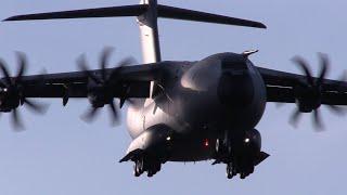RAF Airbus A400M Atlas at Brize Norton