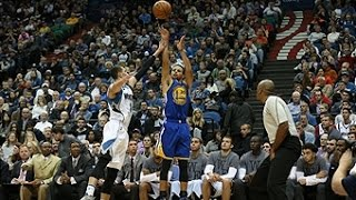 Stephen Curry Drops 46 on the Wolves! Watch Every Basket